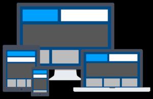 Création de sites Internet responsive